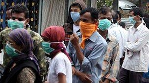 India swine flu under control