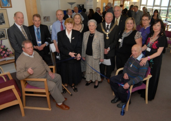 Age UK opens new support service for the elderly at Stamford Hospital