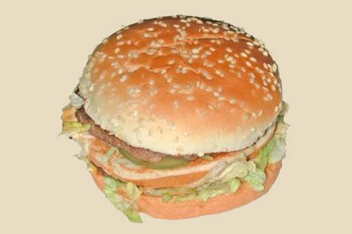 Hospital meals less healthy than Big Macs study