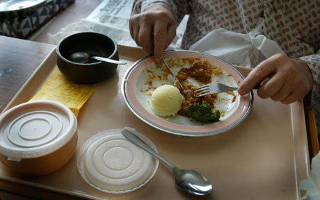 Growing number of hospital patients are malnourished when they die